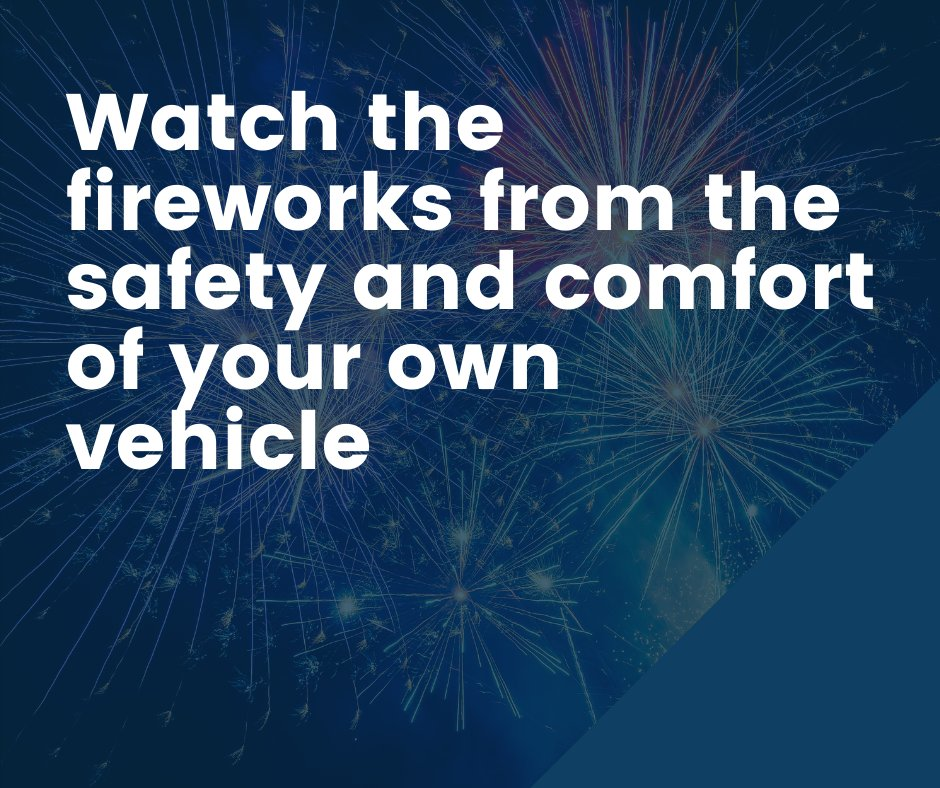Watching a fireworks show this weekend? We urge everyone to watch from the comfort & safety of their own vehicles. Most of the recent COVID-19 cases have been the result of individuals gathering w/ friends & extended family; the Public Health Order prohibits such gatherings. https://t.co/y3AlWUmX8I