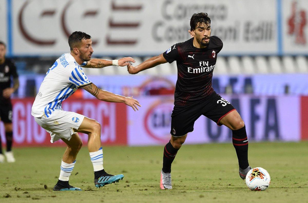 Xem lại bóng đá SPAL vs AC Milan, Serie A – 2/7/2020