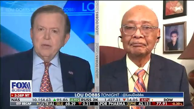 Submitting to Radicals: @BobWoodson says the Democratic Party has surrendered to the Radical Left that uses the pain and stain of slavery in America to undermine our institutions. #MAGA #AmericaFirst #Dobbs