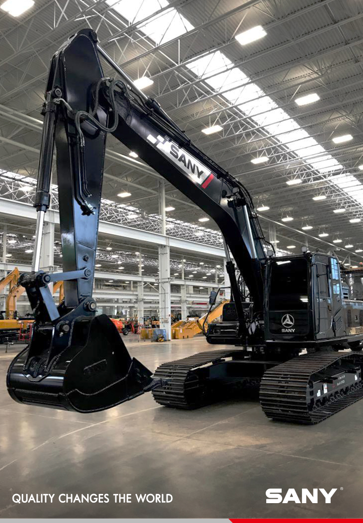MILESTONES MADE IN GEORGIA: SANY AMERICA COMPLETES 100TH SY215C  #SanyProduct #excavators #sanyamerica https://t.co/qwuBUbx8AH https://t.co/1OnxWPwvAS