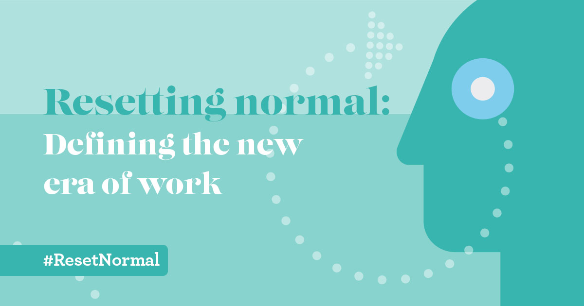 We surveyed thousands around the world about their new attitudes towards work. Discover the shifts companies will need to make to lead in a post-pandemic world of work.  Let's #ResetNormal  https://t.co/jlGt0C34Jn https://t.co/9sUZE4gkpy