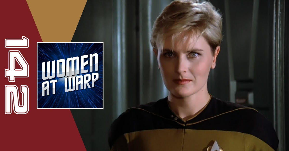 Now on @WomenAtWarp:  Raised on an lawless colony world, Tasha Yar dedicated her too-short life to order & justice. This week we discuss Tasha's origins & plumb the depths of her most memorable moments. LISTEN NOW! ➡️ https://t.co/Ds4tanQ2p9 #roddenberry #StarTrek #podcast https://t.co/lycK6oJQGy