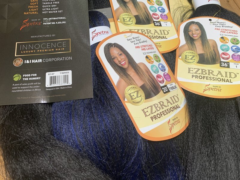 US authorities seize hair-weave products on suspicion that they were made from real hair of some of the one million Uighur Muslims detained in the Chinese gov't concentration camps.  President Trump endorsed China's concentration camps of Uighur Muslims. https://t.co/KbMI9YTTWY https://t.co/WA3C8AM1rU