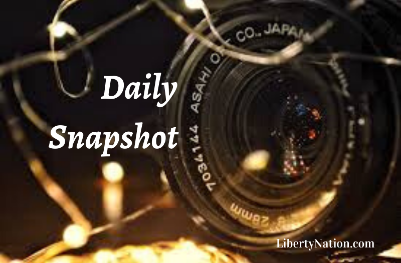 """Conservative Daily Snapshot – Liberty Nation The news you need - ready to go!"" https://buff.ly/3ghMrHG  #news #conservativenews pic.twitter.com/leT22x3EBf"