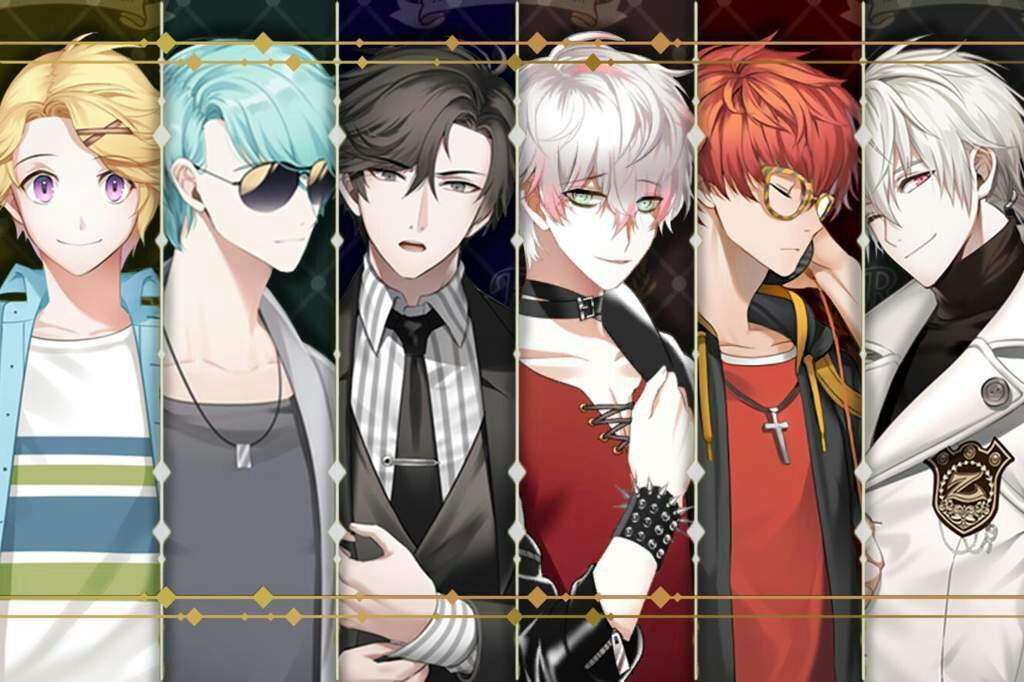 forget kpop who's ur mystic messenger bias pic.twitter.com/RCuD8FGQDn  by GUESS WHAT