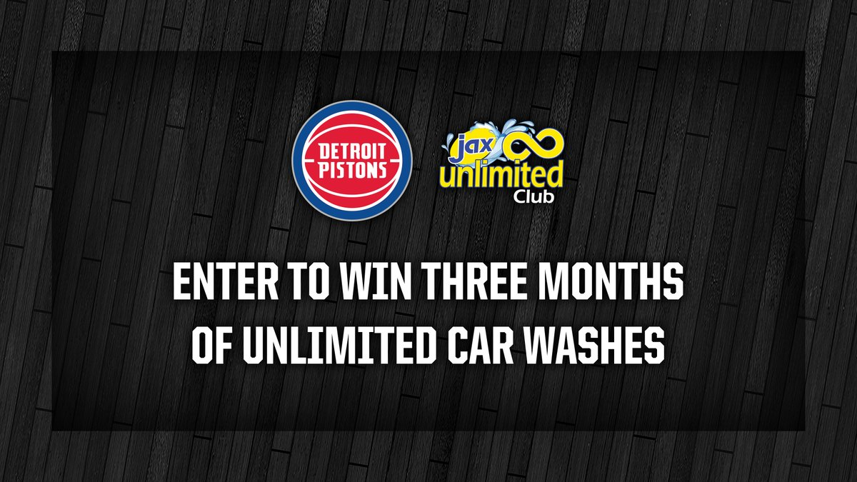 Win three months of unlimited car washes courtesy of @jaxkarwash!  Enter here for your chance: https://t.co/mToPnGGFKy https://t.co/o5E37ZHI9d
