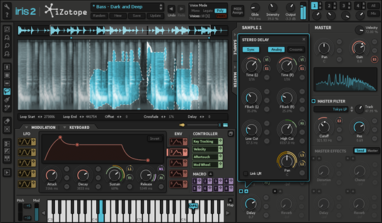 RT @spectralplexHQ IRIS 2 the incredible spectral filtering synth by iZotope is currently 94% off over at Plugin Boutique https://t.co/I0r0GTHt25 #sounddesign