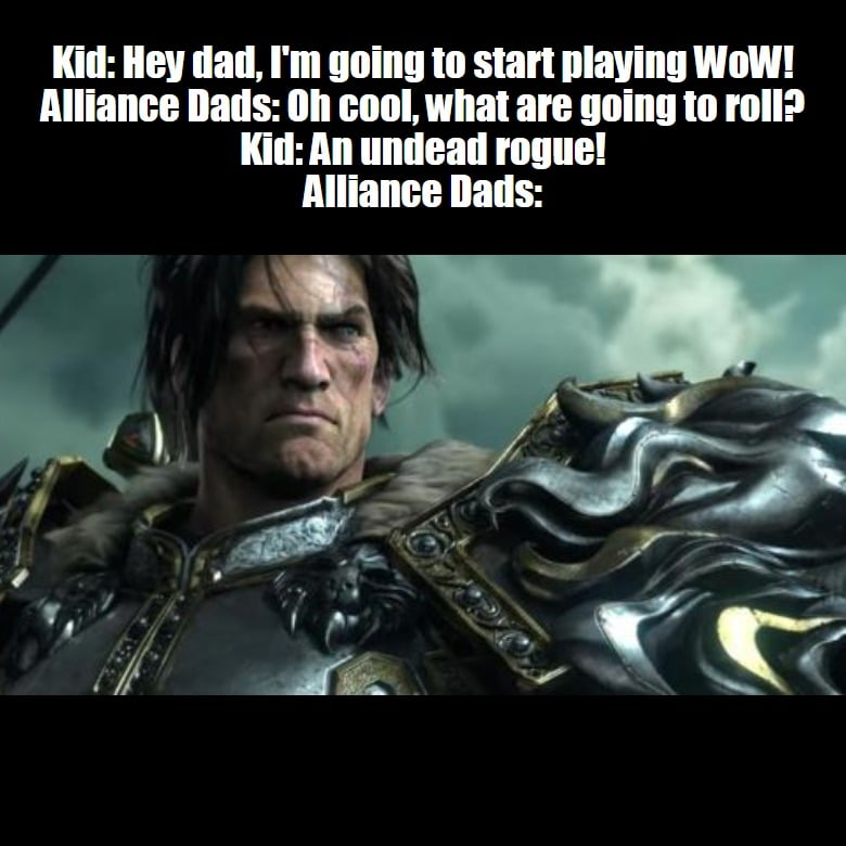 Warcraft Memes On Twitter Here We Go