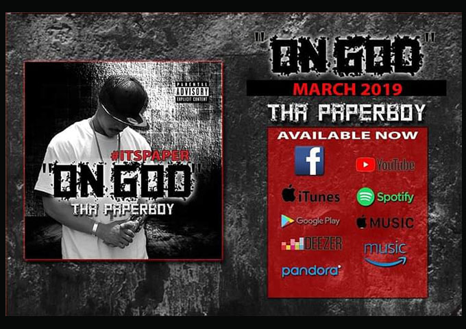 Tha Paperboy is an up-and-coming Independent Artist out of the Midwest! - https://t.co/3ad7IeMxf7 https://t.co/UxV5r4h4zg