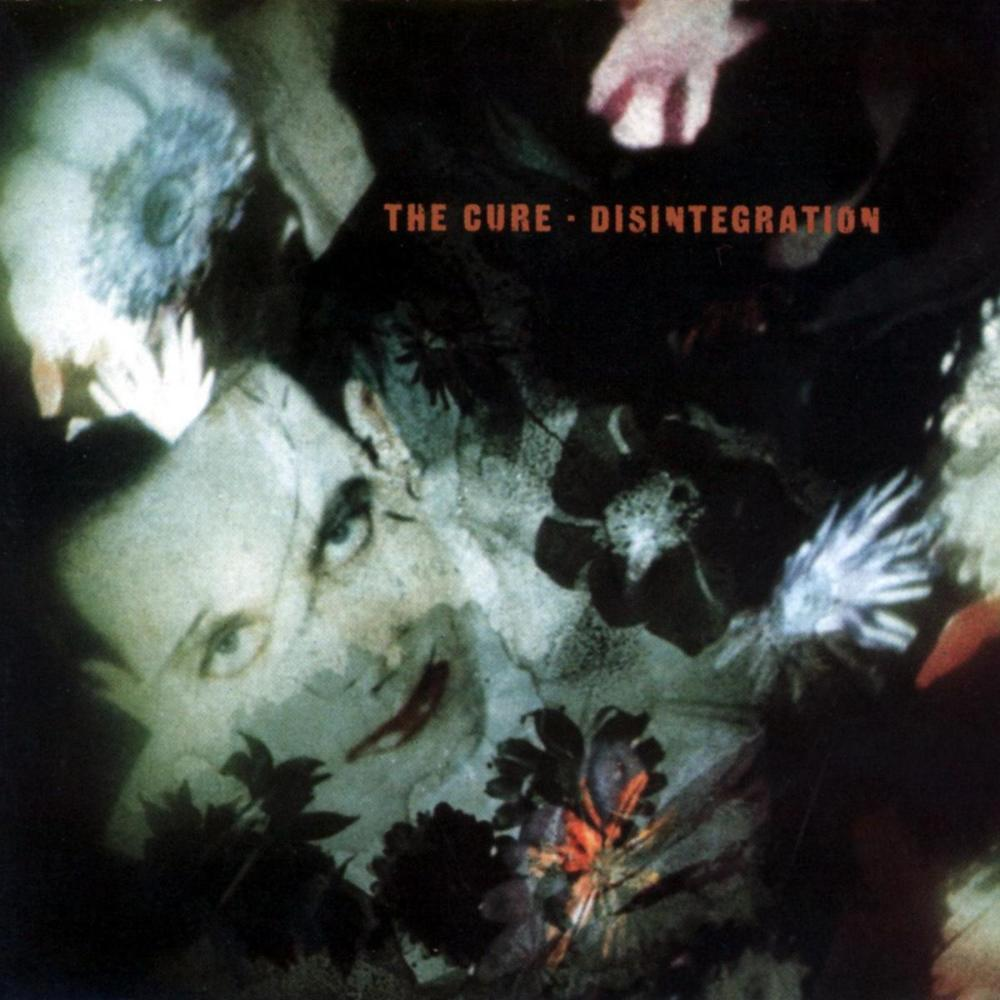 The Cure - Disintegration, 1989 Original LP.