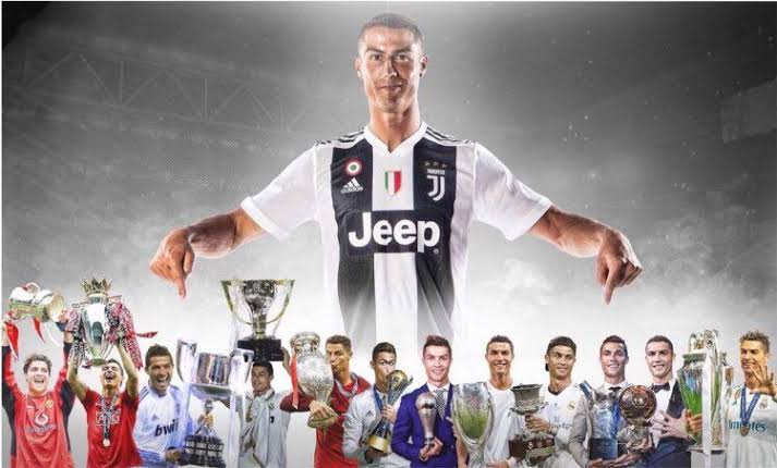 'Your love makes me strong, your hate makes me unstoppable' ~ Cristiano Ronaldo