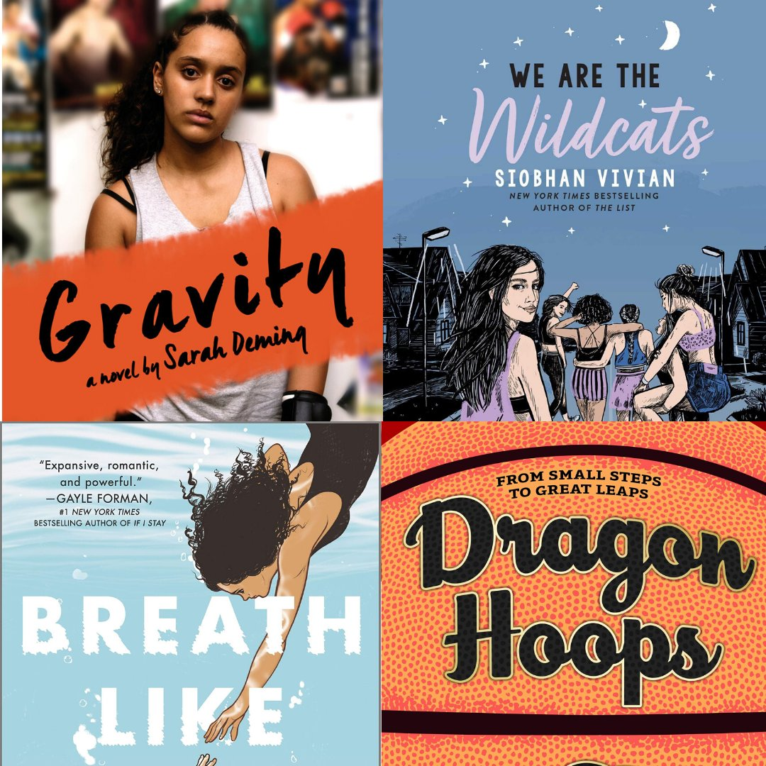 7 Slam-Dunk Sports Fiction Titles for Teens | Summer Reading 2020 | School Library Journal ow.ly/5zFp30qVwz0 #summerreading