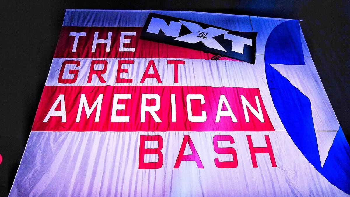 Them hastily covering over the WWE logo with a completely out of place NXT banner has serious slapping stickers over the GFW logos on the TNA titles energy. pic.twitter.com/hDvuwGZUXd  by Garrett Kidney