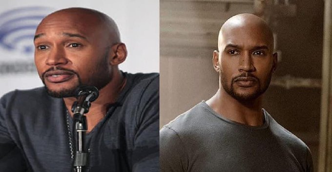 """Happy 50th Birthday to Henry Simmons! The actor who plays Alphonso \""""Mack\"""" McKenzie on Agents of S.H.I.E.L.D."""