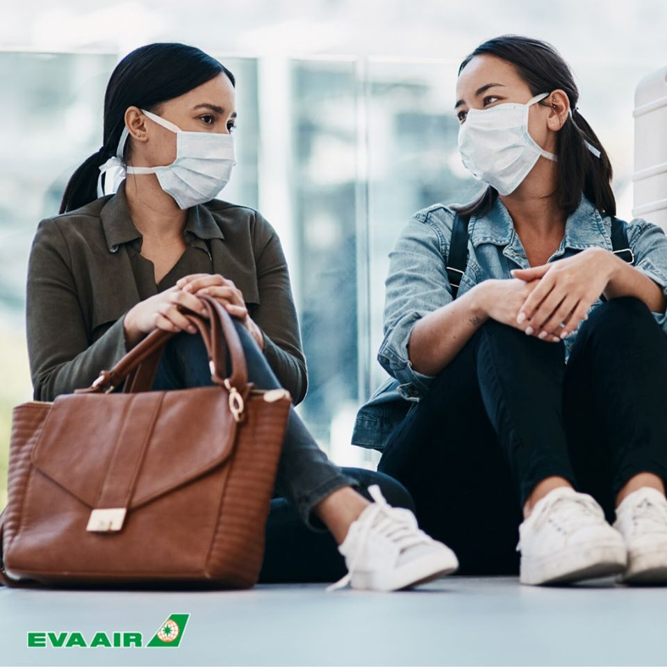 We would like to thank all of our passengers for their cooperation in temperature checks & wearing face masks during travel. This protective measure was put in place to help ensure the safety of all EVA passengers and crew. We appreciate you doing your part. #WeAreInThisTogether https://t.co/HSatefY33R