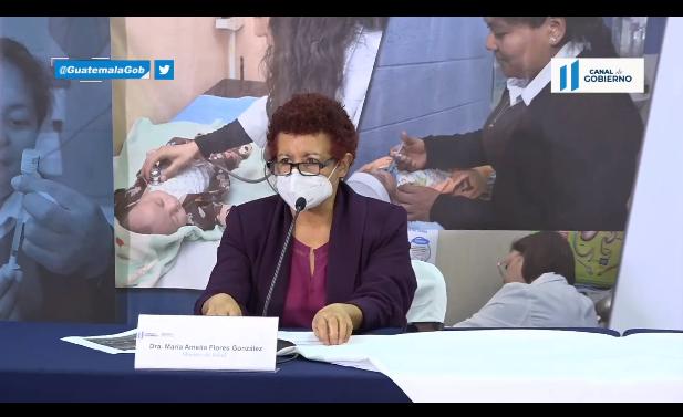 test Twitter Media - La ministra de Salud, Amelia Flores, indica que cuentan con los recursos necesarios para continuar atendiendo la emergencia. https://t.co/JzhAohBIUu