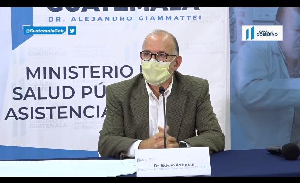 test Twitter Media - El comisionado de la Coprecovid, Edwin Asturias, indica que los hospitales privados serán capacitados para que puedan trasladar de mejor manera los datos al Ministerio de Salud. https://t.co/ADZPtFR0Ca