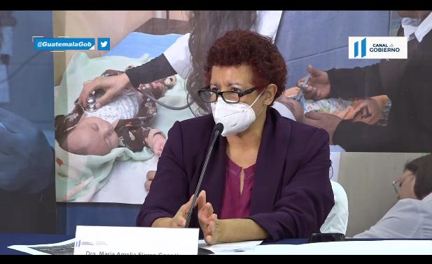 test Twitter Media - La ministra de Salud, Amelia Flores, detalla qué hay un protocolo especifico para sepultar a los fallecidos, además, dijo que se esta trabajando para que en los cementerios hayan más nichos. https://t.co/vymE7k10SA