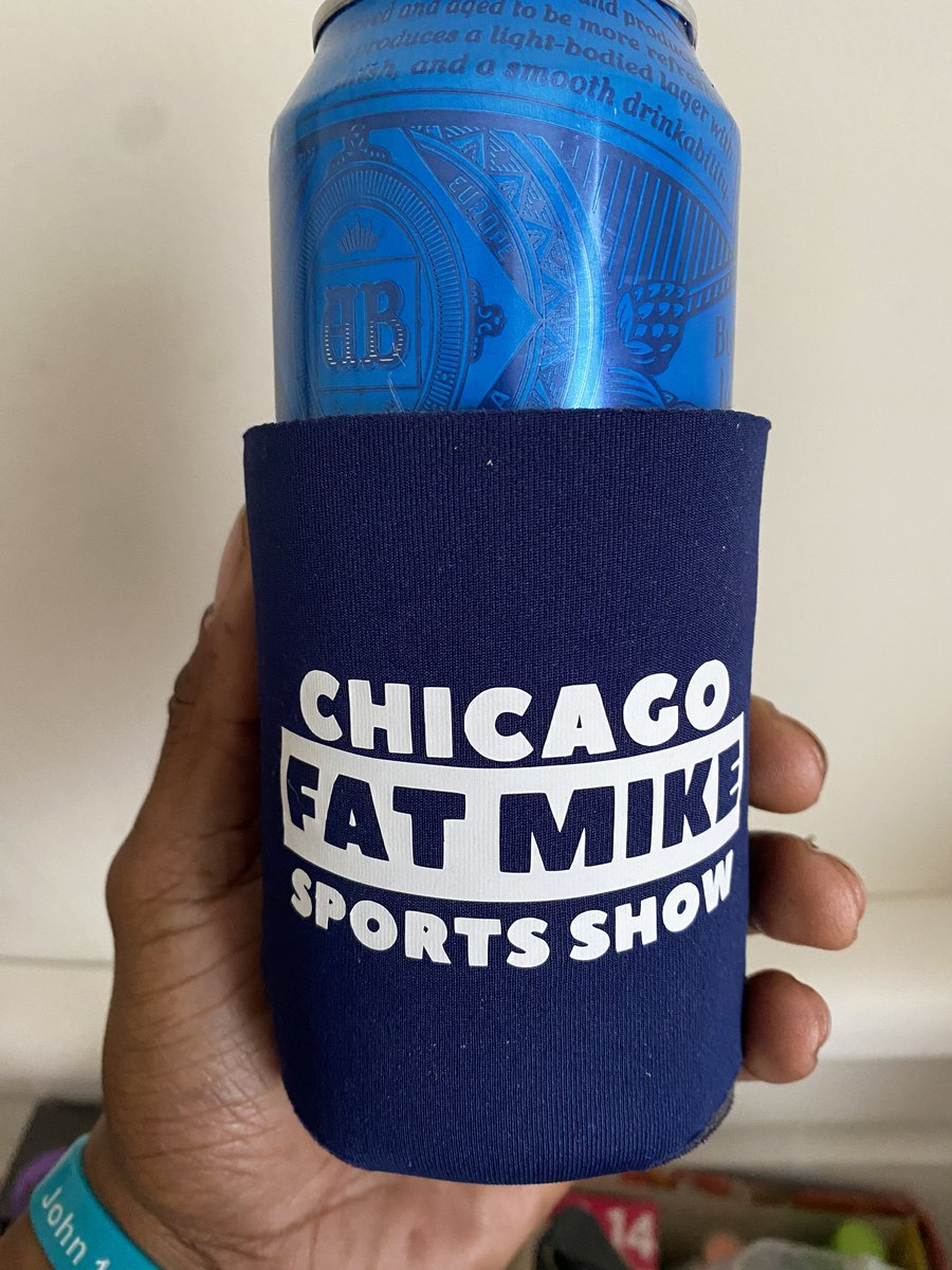 Special Thanks to @FatMikeChicago for my first birthday beverage! I told I'll save it for later worth the wait! @BearsBarroom @BarflyTailgate 🐻⬇️