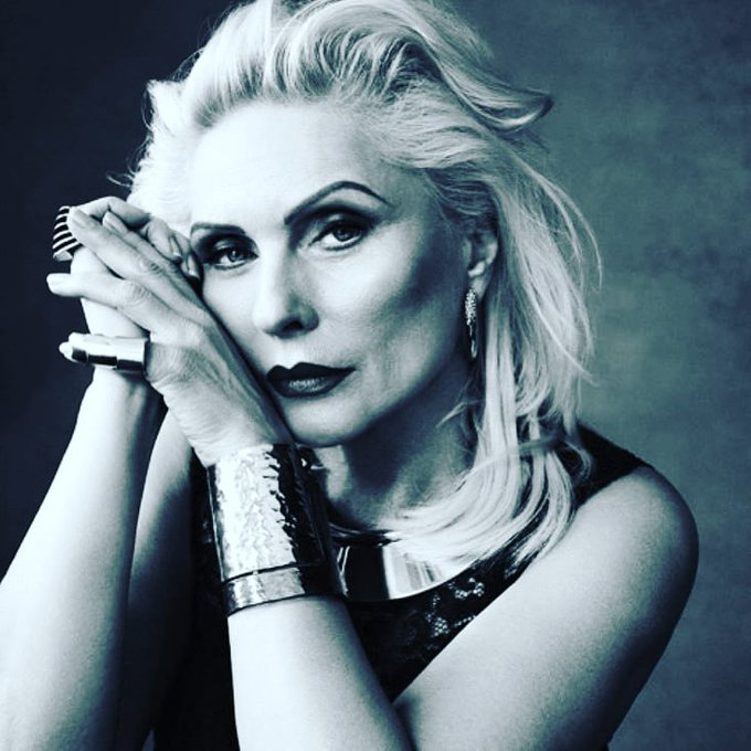 Happy Birthday to rock goddess Deborah Harry.