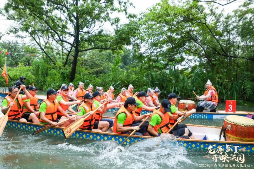 Do you want to paddle a dragon boat? From Jun. 25 to Jul. 12, there will be paddle tuition in Xixi Wetlands at a price of RMB2080 per boat for 11 passengers. An instructor, a lifeguard and admission fees are included. The entire experience will last for 2 hours. https://t.co/6dBLh5P1q0