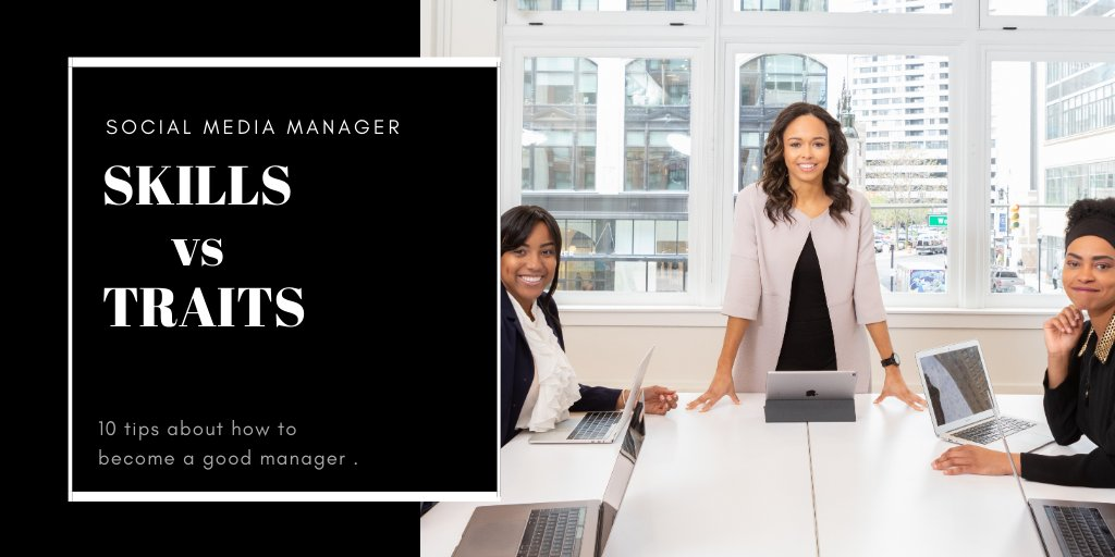 How to become an ideal #socialmediamanager? @buffer provides 10 essential #skills and #traits for social media managers. Check this out.https://buffer.com/resources/social-media-manager-job-description/…   #SocialMedia #socialmediamarketer #socialmediamarketing #DigitalMarketing #business #socialmediastrategypic.twitter.com/kZzU96OUZR