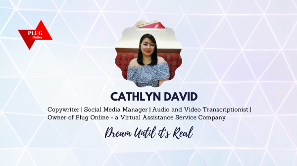When I started my business, I realized the need for copywriting services, which made me decide to help other entrepreneurs by offering what I do best -- writing.  FB: @PlugOnlineVA IG: @cdavidplugonlinevas  #FreelanceCopywriter #SocialMediaManager #VAServicespic.twitter.com/u57gzweGib