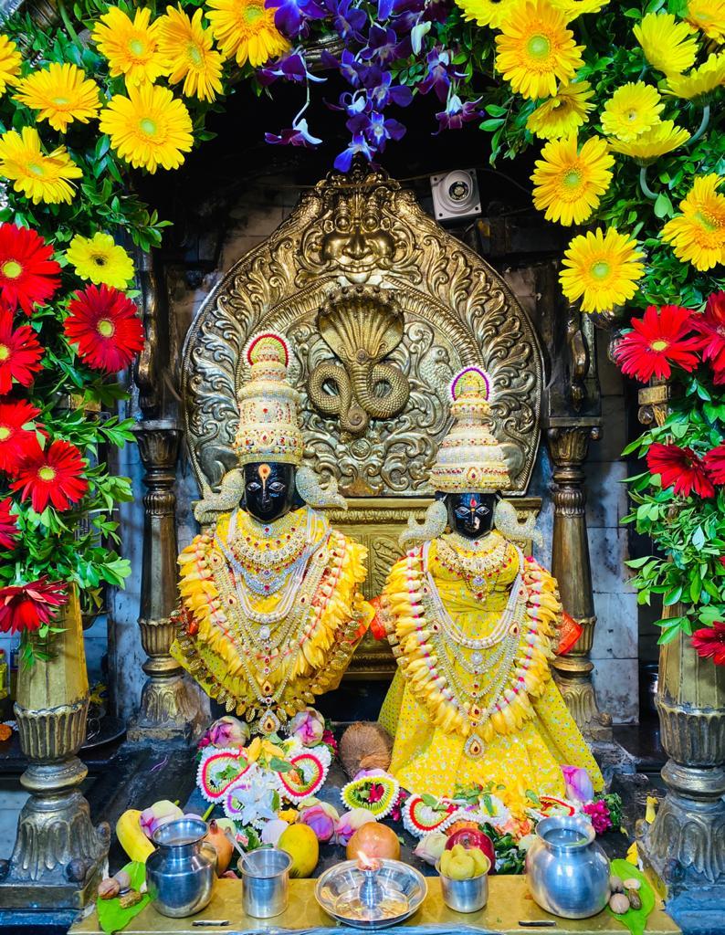 T 3581 - ... with the blessings for Ashad Shudh Ekadasi ..🙏🙏🙏 आषाढ़ शुद्ध एकादशी (देवशयनी ) ।। हार्दिक शुभकामनाएँ  ।। बुधवार  १ जुलाई २०२०  🙏🙏🌹 https://t.co/PdA1tP6MWn