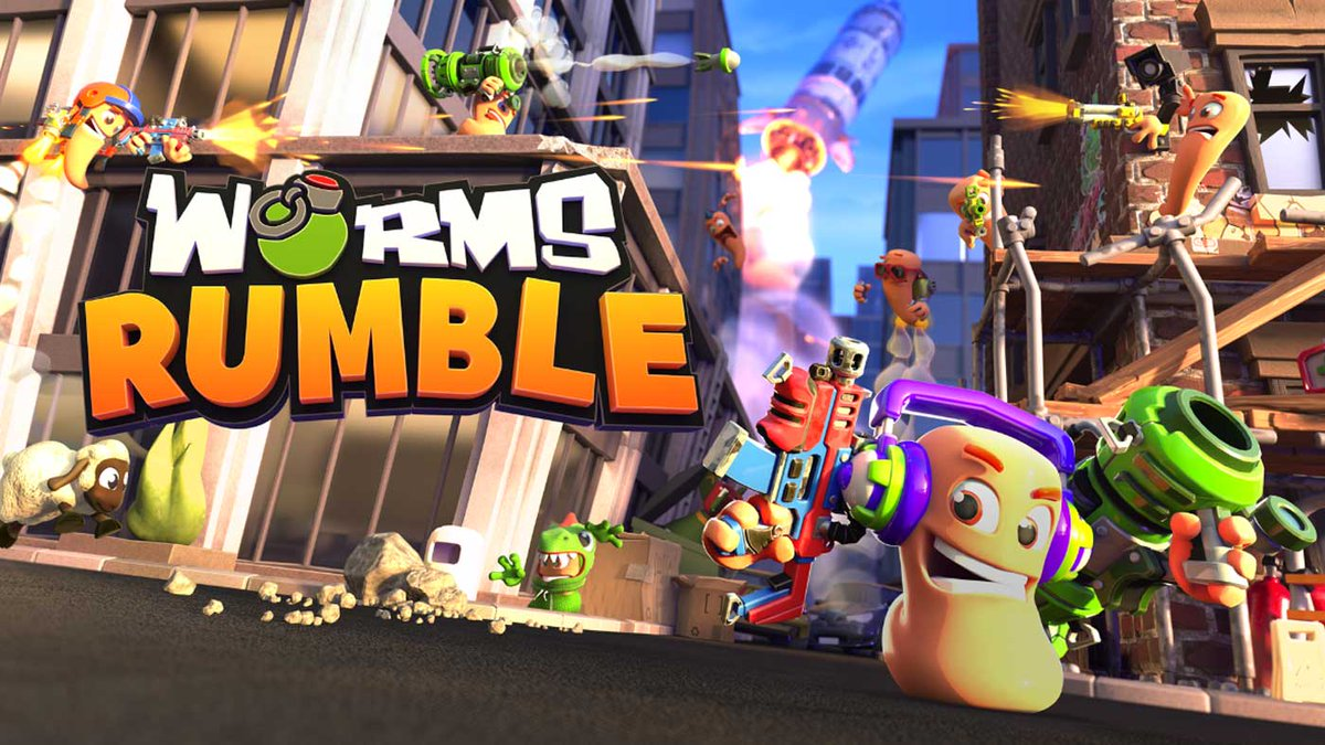 A Worms Battle Royale Game Is Coming And There's GOTY 2020 Sorted https://t.co/45UyVZxZwQ https://t.co/UTJS92i69a