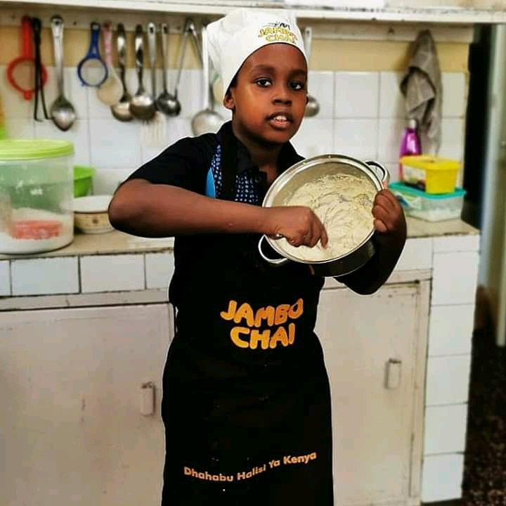 #JamboChaiMoment safeguards the future by nurturing young and promising talents.Let's bake and do tea! <br>http://pic.twitter.com/VpUOQs5gJj