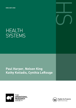 Our Health SystemsJournal is published by @tandfonline on behalf of the @ORSociety and is an interdisciplinary journal promoting the idea that all aspects of #health and healthcare delivery can be viewed from a #systems perspective.   Find out more here: https://t.co/3nEz20B7ya https://t.co/FDhe0oda01
