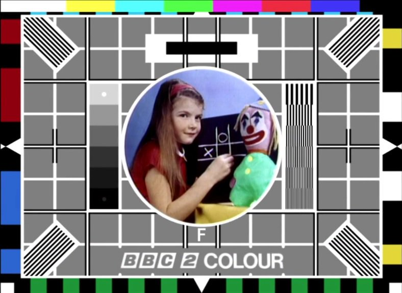 #OnThisDay in 1967: Test Card F which gave lifetime work to Carole Hersee and Bubbles was broadcast for the first time. https://t.co/uBtSDh3RB4