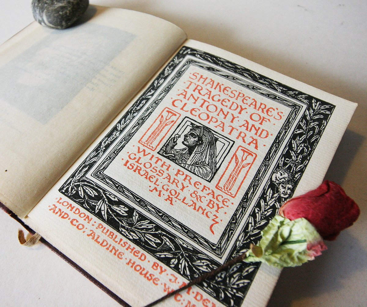 Excited to share so many new books in our shop well over 800 of the best handpicked for quality and subject. #Bookshop #thursdaymorning #ThursdayThoughts #thursdayvibes #oldbooks #lovebooks #bookshops #AntonyandCleopatra #Giftideas #gifting  https://etsy.me/3gcQViOpic.twitter.com/rGOKXXmBBc