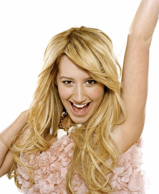 Happy 35th Birthday to gorgeous and stunning Ashley Tisdale.