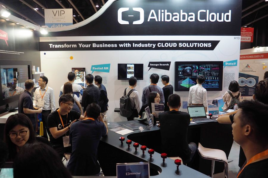 #Alibaba Cloud announced plans to expand in Southeast Asia on Thur, including data centers in #Indonesia, and ecological projects in the #Philippines. Its market share in the Asia-Pacific rose from 26% to 28.2% in the past year, close to that of Amazon and Microsoft combined. https://t.co/UZXqSv8GOn