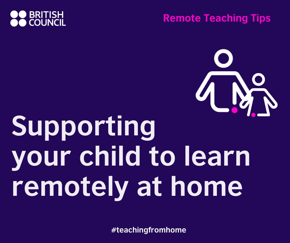Parents and caregivers have an important role to play in ensuring ongoing learning and well-being for their children at home. Find some ideas here to support their learning. https://bit.ly/RTTParents2  #TeachingFromHome pic.twitter.com/CejGYYQHfL