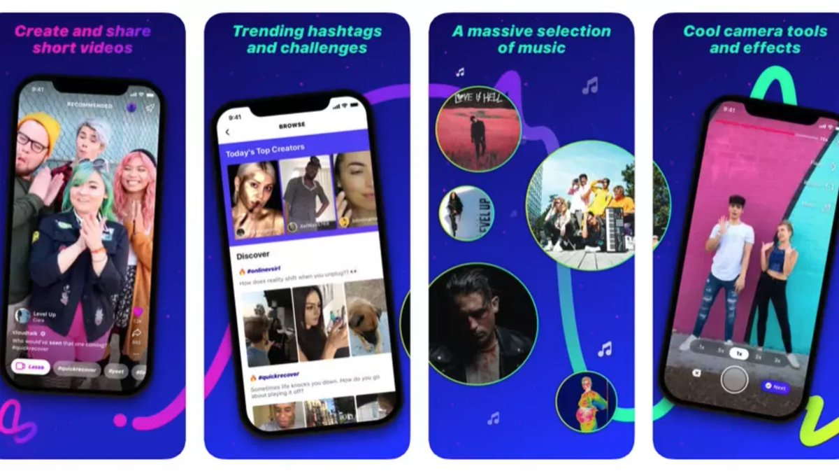 Facebook is shutting down TikTok competitor Lasso