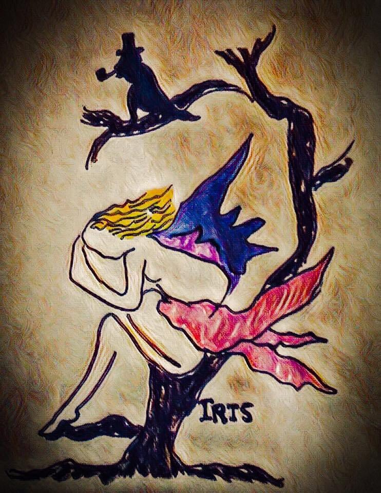 Imagination and Art 🖼 painted by @IRISUNART #irisunart #art #artistic #artist #arte #artsy #arts #painting #paintings #paint #watercolor #watercolors #instartist #instalove #instalike #galleryart #onlinegallery #fineart