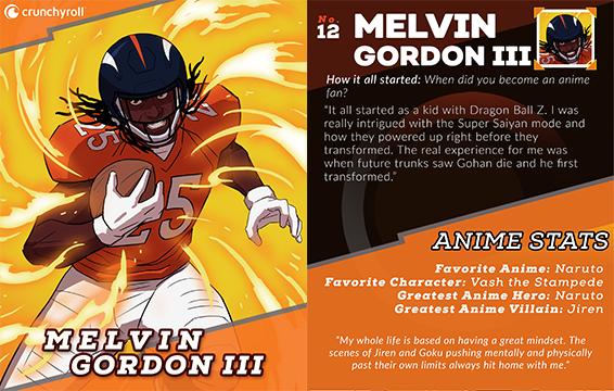 Crunchyroll All-Stars: Melvin Gordon III on Growing Up Watching Anime with His Brother  https://www. crunchyroll.com/anime-feature/ 2020/07/01/crunchyroll-all-stars-melvin-gordon-iii-on-growing-up-watching-anime-with-his-brother?utm_source=dlvr.it&utm_medium=twitter  … <br>http://pic.twitter.com/hTwZZ22yMd