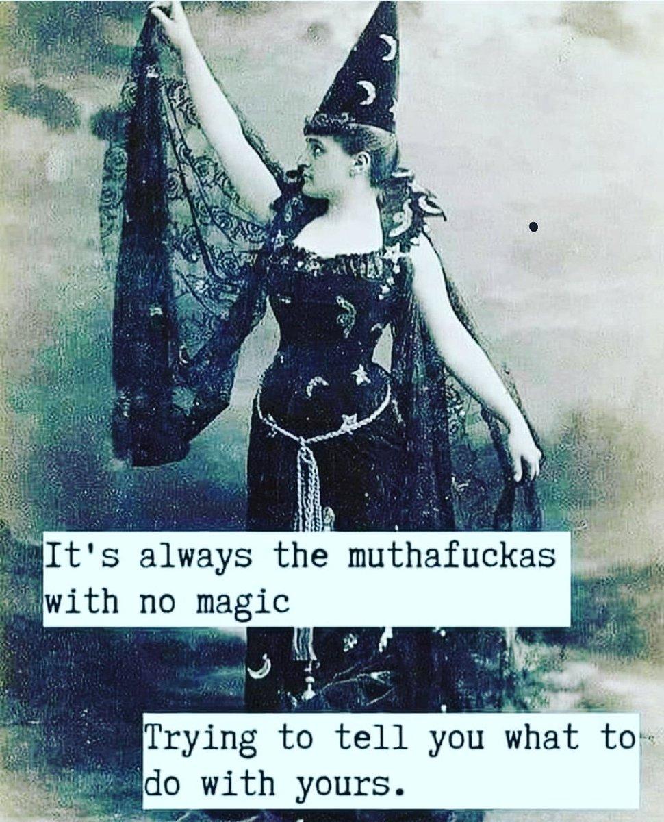 Shine on, you #magick mofos! pic.twitter.com/DE81p1l3d2