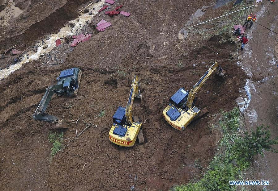 33 people were reportedly killed in a large-scale landslide in the jade mining area of Pakgan, #Myanmar. Local residents said that around 200 people on the spot were buried: reports https://t.co/ePqqIBIocC