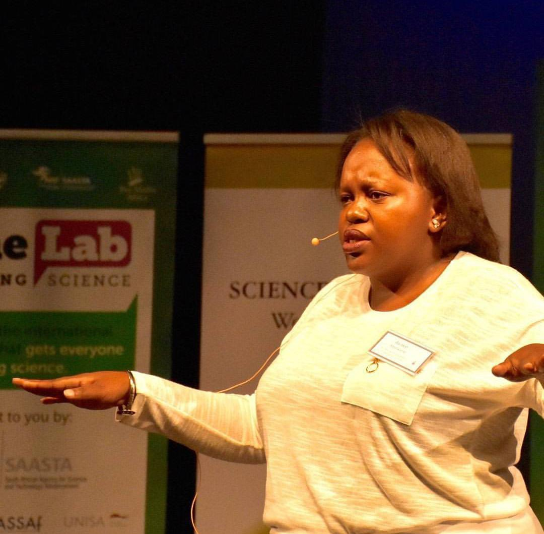 Aviwe Matiwane #WomenInScience kindly visit   http:// womeninscience.africa/meet-aviwe-mat    … to learn more about this amazing lady<br>http://pic.twitter.com/Hm0k57gDMT
