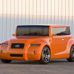 Image for the Tweet beginning: The 2008 #Scion #Hako #Coupé