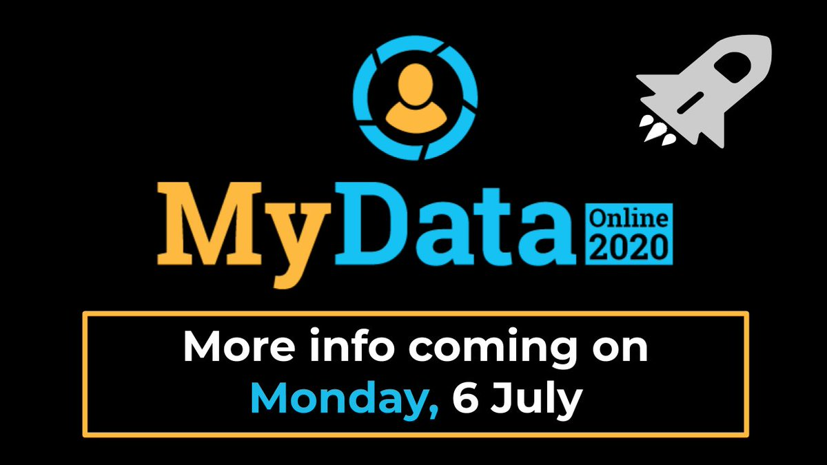 """Thank you All, who took part in our poll on the format of #MyDataOnline2020 conference! It will help us to shape the event to fit best the needs of our community & partners. 🙌   What's next? Stay tuned for """"Save the date"""" announcement on Monday! 🔥  #MakeItHappen #MakeItRight https://t.co/JmEFcFrgyt"""