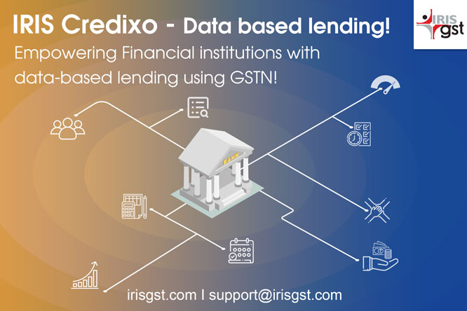 India is expected to have huge credit growth across sectors & more lending to MSMEs is in the offing. With IRIS Credixo move from traditional asset-based lending to data-based lending. Schedule a demo today:   http:// bit.ly/2IlGafq     #OpenBanking #creditscore #credit #fintech<br>http://pic.twitter.com/XXJG2XC2Fa