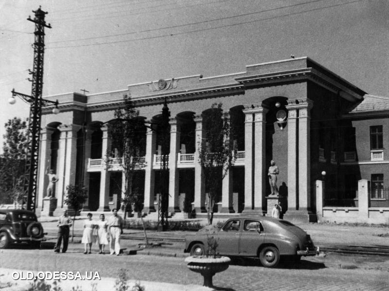 Фото старых кинотеатров одессы