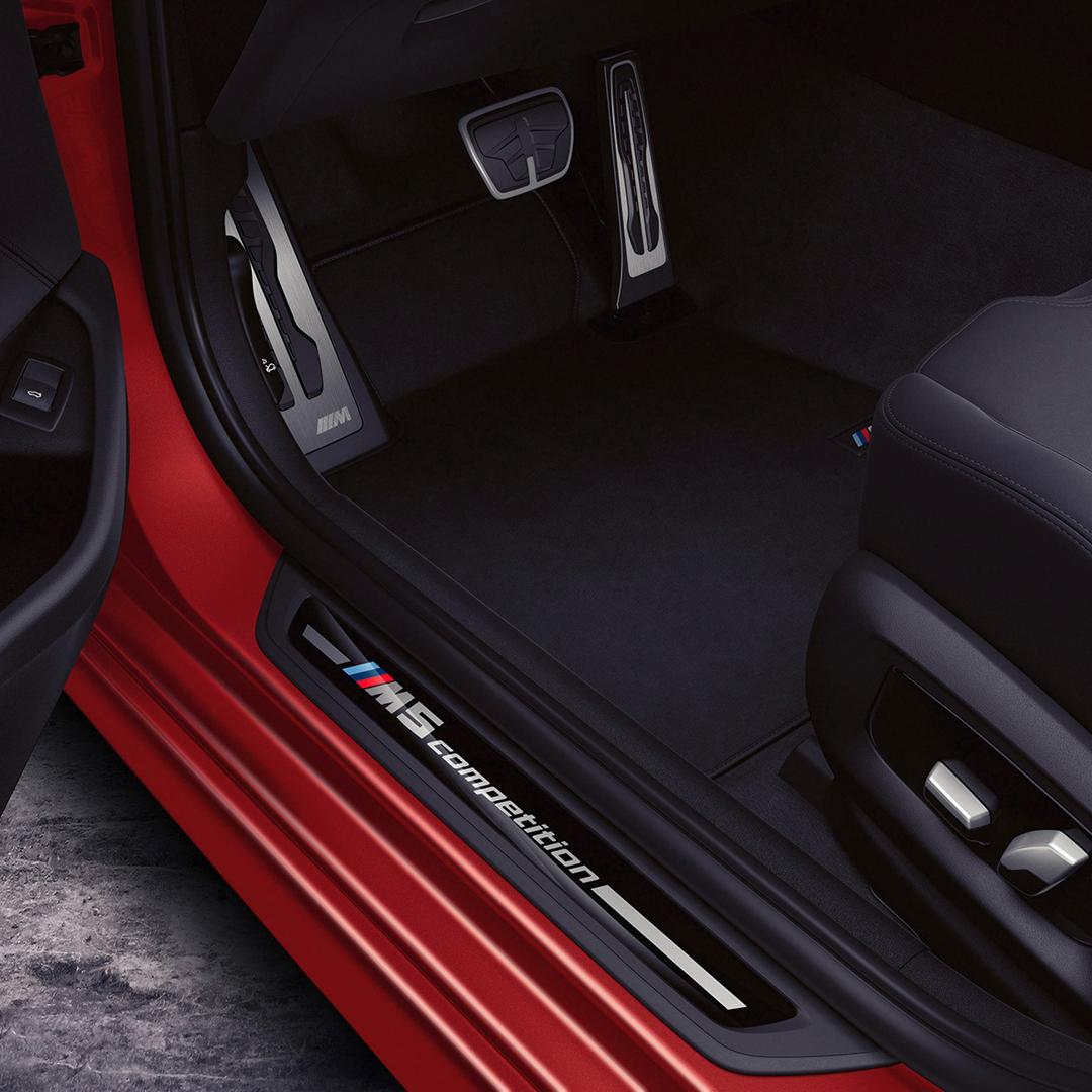 Moc zaklęta w płaszczyznach, detalach i lakierze. Nowe #BMW #M5 Competition w kolorze Imola Red. #TheM5 https://t.co/gZ7luvz7xn