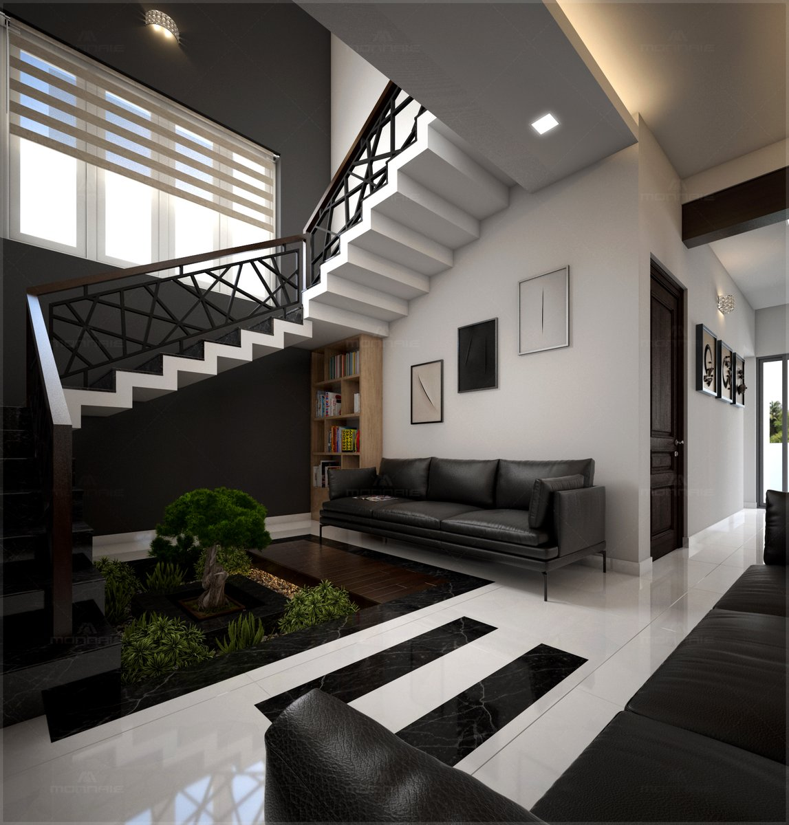 Unique Design for Staircases that will make your home beauty... Create your home @  #monnaie #homedesign #interiordesign #architecturaldesign #art #design #looking #doing #home #floor #deco #house #interiordesign #architecture