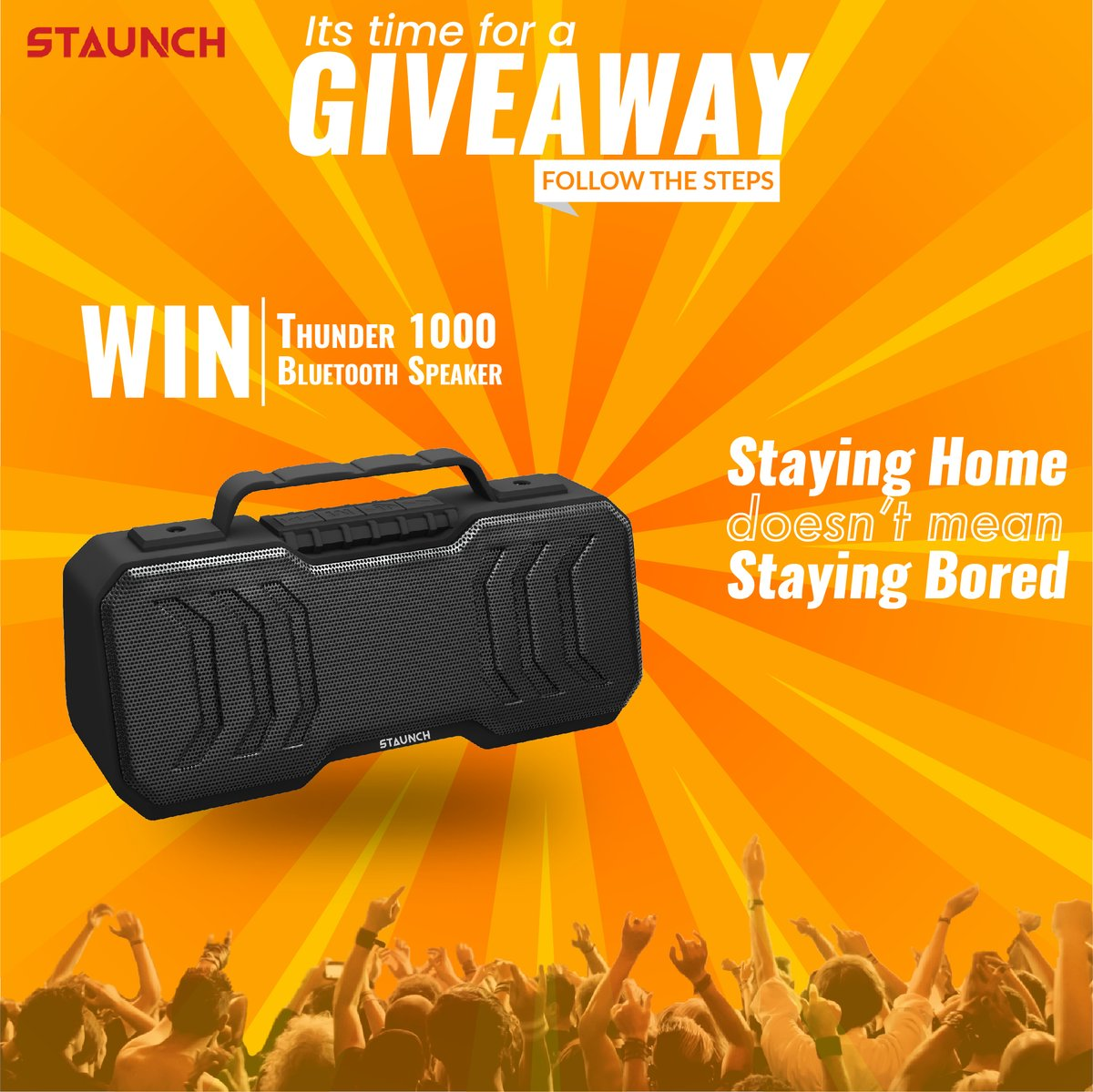 @staunch_india Done  https://t.co/wZLavfwlkX . . #contestalert #giveaway #giveawayalert #giveaways #contest #contestindia https://t.co/yInmEE01ie