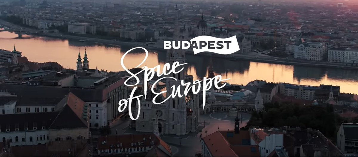 Welcome to #Budapest: city of the #Danube - an unparalleled hive, amazing #tastes, and #people you will never forget. A destination where a new authentic #discovery waits for you in 365 days of the year. Spice of #Europe. https://t.co/PyGwnP54aI